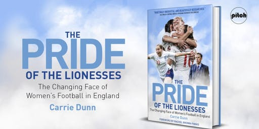 Book Launch: The Pride of the Lionesses (ft Barnsley Women's Football Club)