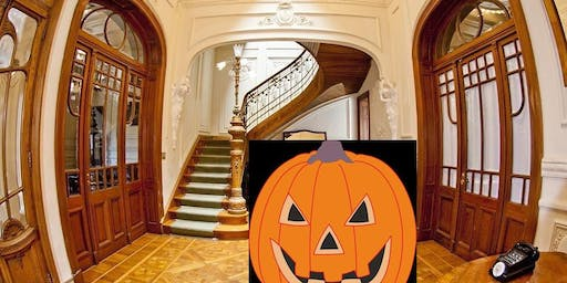 Halloween Private Mansion Party