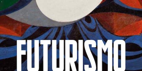 Visita Guidata Mostra Futurismo biglietti