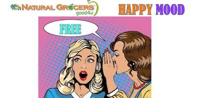 "WELL FOOD HAPPY MOOD. Wave of ""Taste Master Classes"""