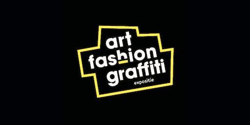 Art Fashion Graffiti - lezing met Sanne Gijsbers en Daniël de Jongh