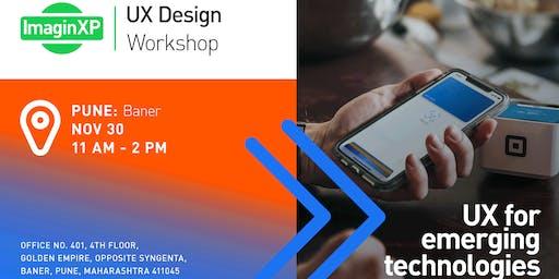 ImaginXP: UX Design Workshop in Pune, Baner