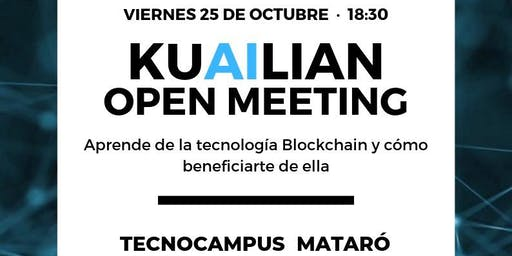 Evento Blockchain Mataró