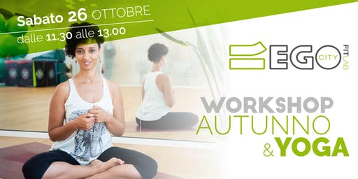 Workshop Autunno & Yoga