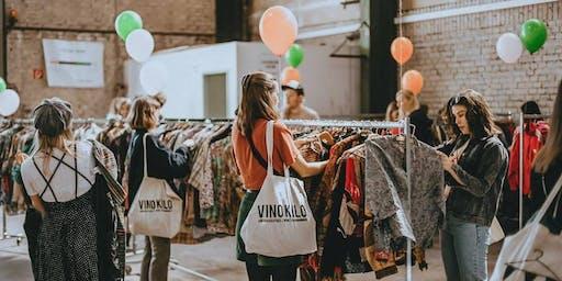 Vintage Kilo Sale • Augsburg • VinoKilo