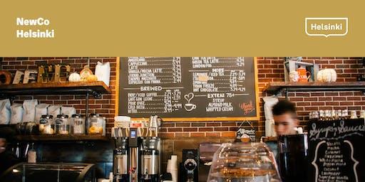 Restaurant and café founder's day 12.11.2019