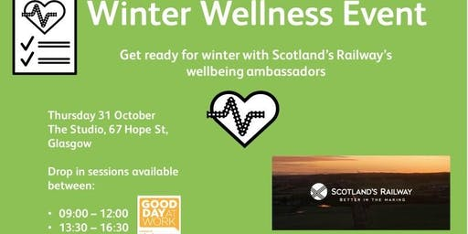 Winter Wellbeing - Afternoon