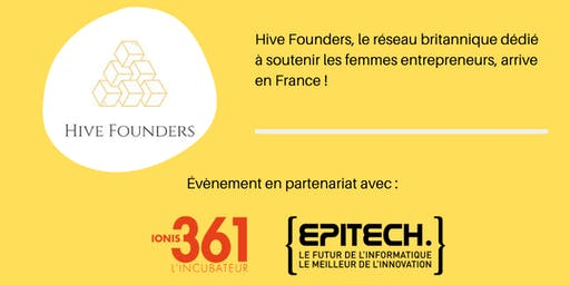 Femmes entrepreneurs - Financement et développement @HiveFoundersNetwork