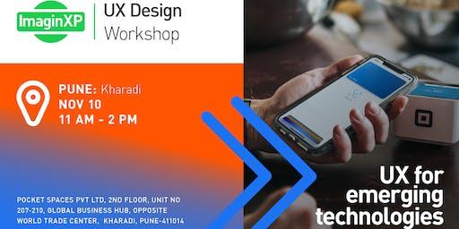 ImaginXP: UX Design Workshop in Kharadi, Pune