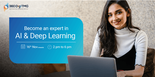 Become an expert in AI & Deep Learning