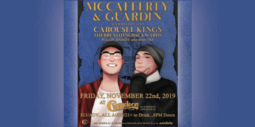 McCafferty w/ Guardin & Carousel Kings