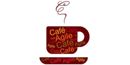 Agile Café #4 2019 - laufende Projekte von Wasserfall zu Agil transf.