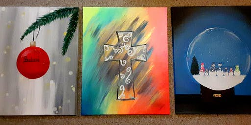 Holiday Painting Session