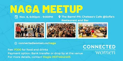 #ConnectedWomen Meetup - Naga (PH) - November 6