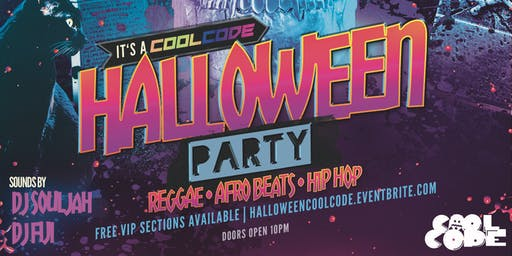 It's A CoolCode Halloween Party