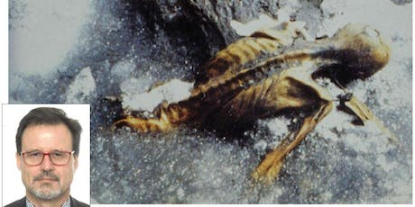Otzi - the life, death and environment of a prehistoric glacier mummy tickets