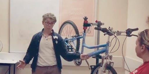 Get To Know Your Bike; Intro To Maintenance Taster Session