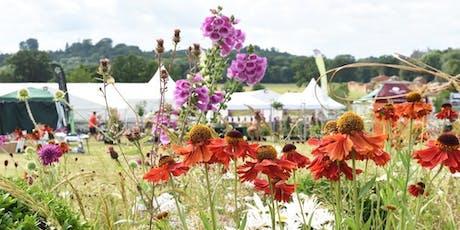 Belvoir Castle Flower and Garden Show tickets