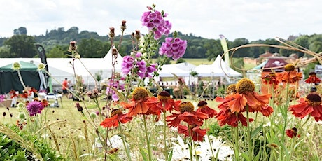 Belvoir Castle Flower and Garden Show tickets