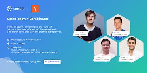 Get to know Y Combinator