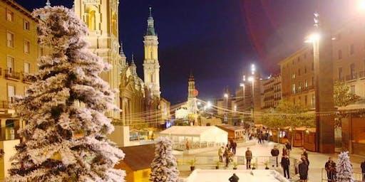 Cena de Navidad - Trae comida de tu país