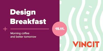 Design Breakfast Tampere 15.11.