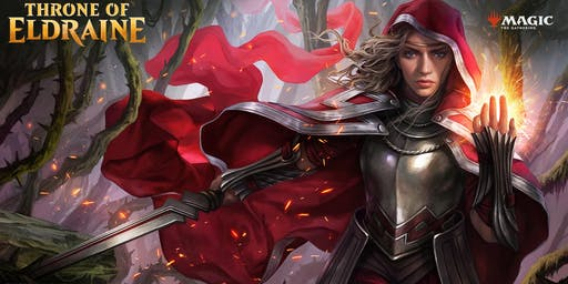 Friday Night Magic the Gathering - 5PM Booster Draft