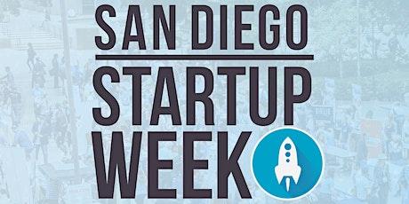 San Diego Startup Week 2020 tickets