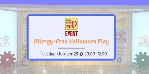 Allergy-Free Halloween Playdate!