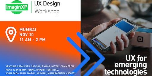 ImaginXP: UX Design Workshop in Mumbai