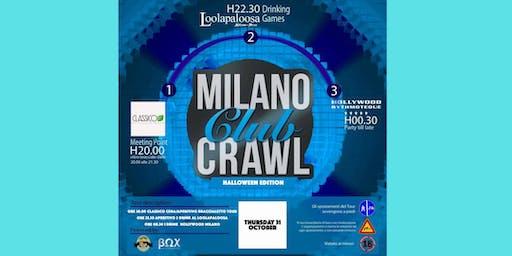 Halloween Edition - Classico, Loolapaloosa, Hollywood Milano – 31 Ottobre