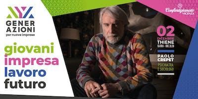GENERAZIONI - Incontro con Paolo Crepet
