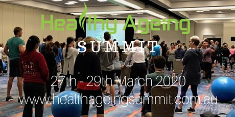 Healthy Ageing Summit 2020 tickets