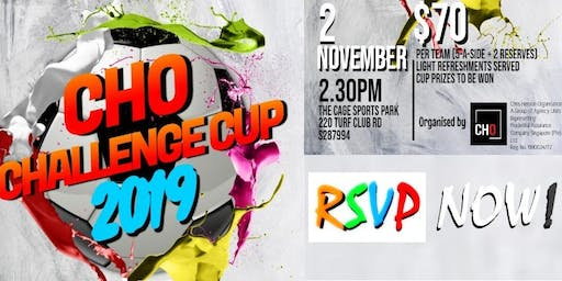 MOVE Series #01: #CHOsenEvents CHO Challenge Cup