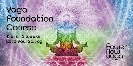 Yoga Foundation Course tickets