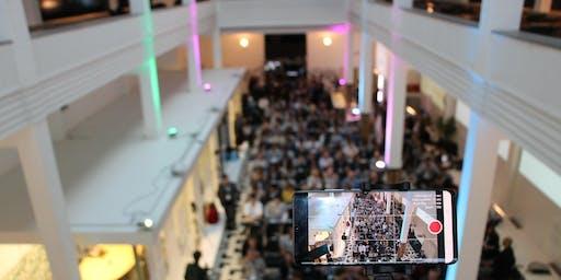 Celebrate Data Innovation and Entrepreneurship in Brussels