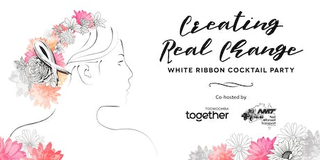 """Creating Real Change"" 