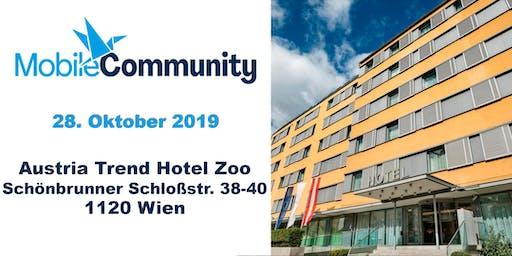 MobileCommunity Roadshow Wien