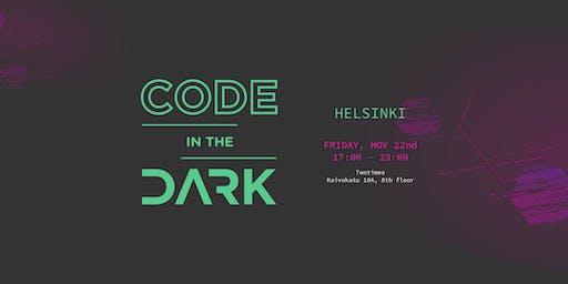 Code-In-The-Dark Helsinki