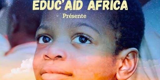Concert de soutien à Educ'Aid Africa