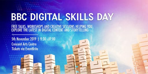 BBC Academy Digital Skills Day