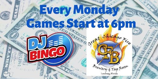 Play DJ Bingo FREE In Leesburg