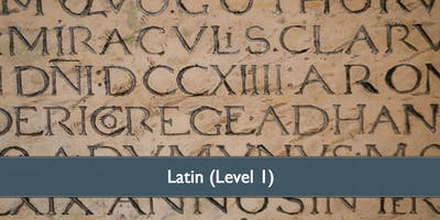 Latin (Level 1) - January 2020