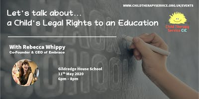 A Child's Legal Rights to an Education