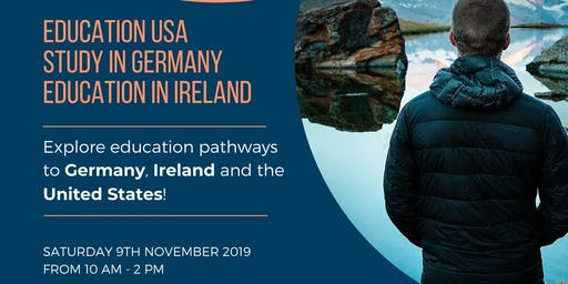 Study Abroad with Germany, Ireland and the United States