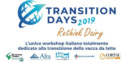 Transition Days 2019 Codogno