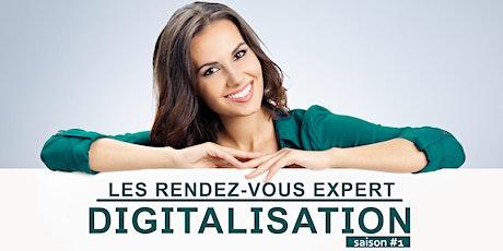 Les RDV Expert Digitalisation BORDEAUX billets