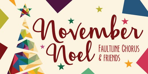 November Noel - Faultline Chorus & Friends