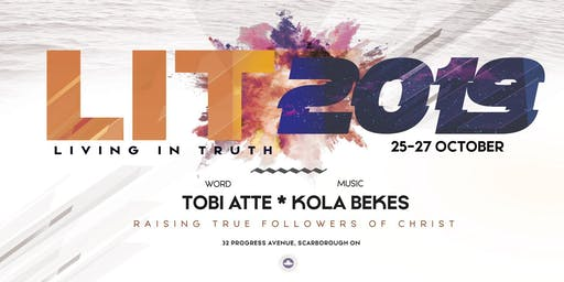 Living In Truth Conference - (Royal Affair Gala Night)