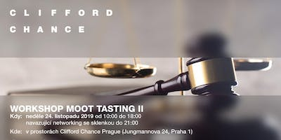 Workshop Moot Tasting II
